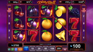 dice and roll slot free